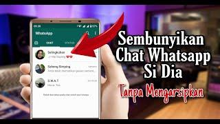 Download lagu Cara Sembunyikan Chat Di WhatsApp Ori