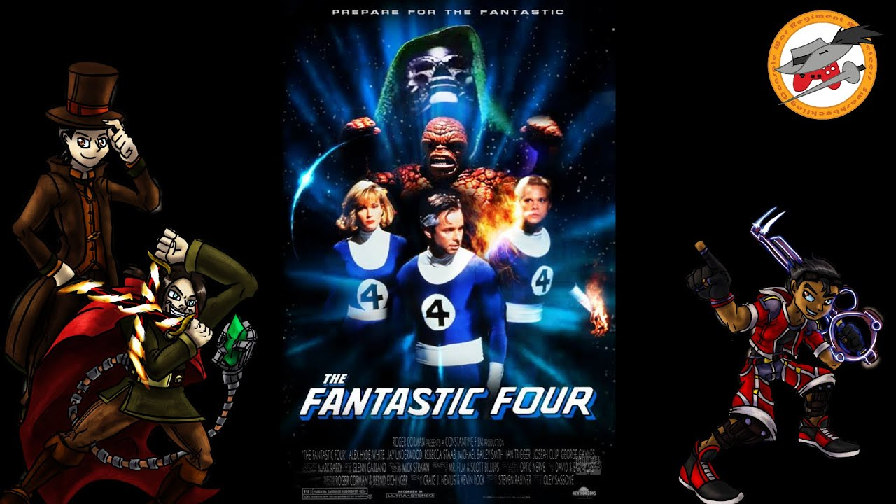 SCWRM Watches the unreleased Fantastic Four 1994 Film ...