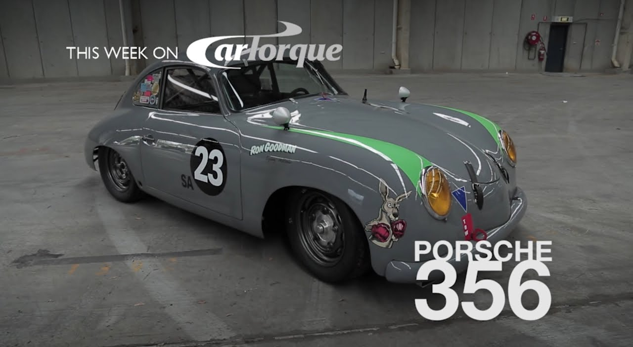Cartorque Series 2 Porsche 356 Race Car Youtube