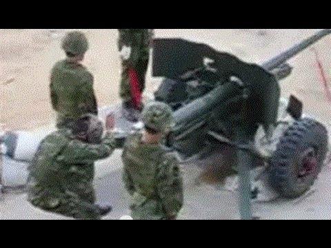 Topçu Askerin Hazin Sonu