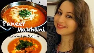 Paneer Makhani (cottage Cheese In Tomato Gravy) | Recipe By Aditi Sawant [hd]