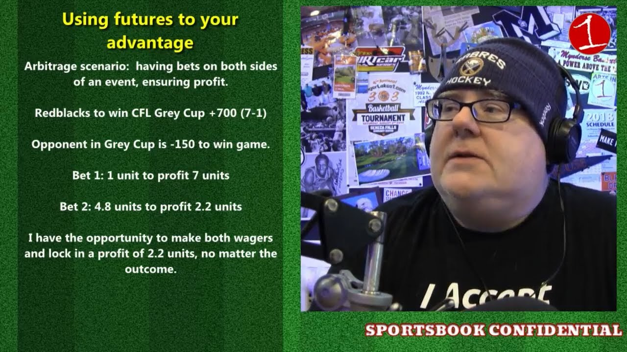 What is a Futures Bet? .::. Sportsbook Confidential 11/16/18