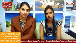 Work Permit Dubai || Work Visa Dubai || Job Seeker Visa UAE