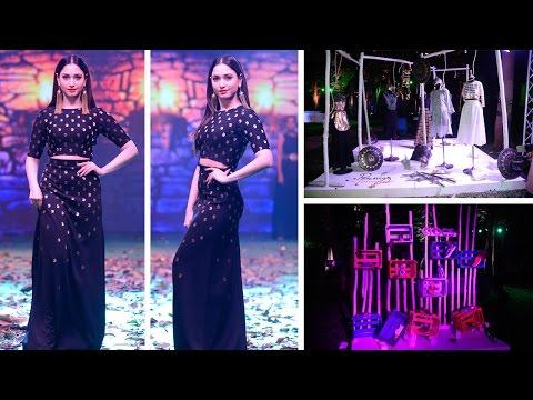 Baahubali 2 Fashion Show | Tamannaah Bhatia | Collection Inspired By Baahubali 2