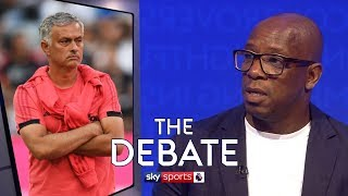Are Man United good enough to win the Premier League? | The Debate | Wright, Rosenior and Sherwood