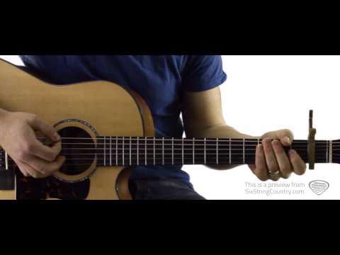 Cop Car - Guitar Lesson and Tutorial -...