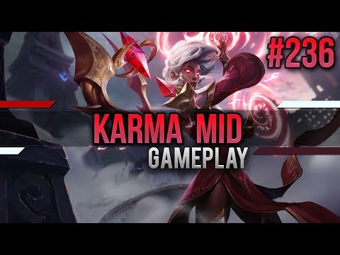 Karma (Mid): Holy Dieser Yasuo #236 [Lets Play] [League Of Legends] [German / Deutsch]