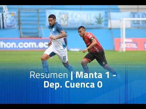 Manta FC Dep. Cuenca Goals And Highlights
