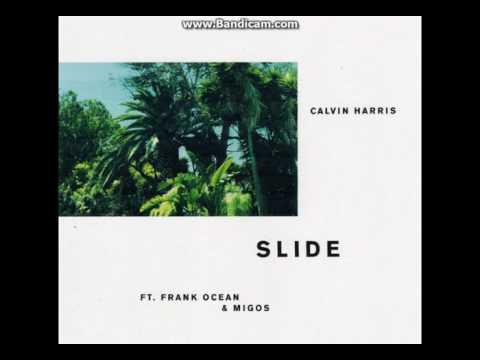 Calvin Harris  Slide #1 Instrumental ft Frank Ocean, Migos