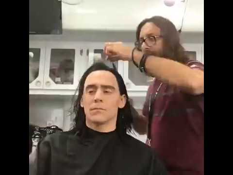 Thor: Ragnarok  Tom Hiddleston Loki Transformatios