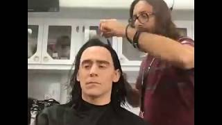 Thor: Ragnarok | Tom Hiddleston Loki Transformation