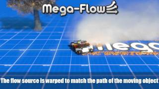 MegaFlow - Moving Source system First look