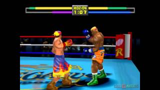 Contender 2 - Gameplay PSX / PS1 / PS One / HD 720P (Epsxe)
