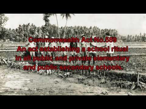 Philippine Education History