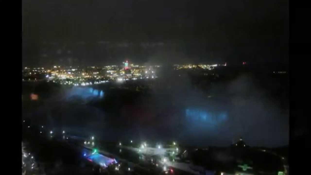 Niagara Falls, Canada, Jan. 27 & 28,  2012
