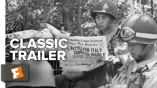 Go For Broke! (1951) Official Trailer - Van Johnson, Richard Anderson Movie HD