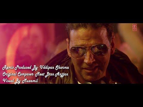 """BOSS Title Song"" Dance Remix | Akshay kumar | Meet Bros Anjjan | Remix By-Uddipan Visuals- Muzamil"
