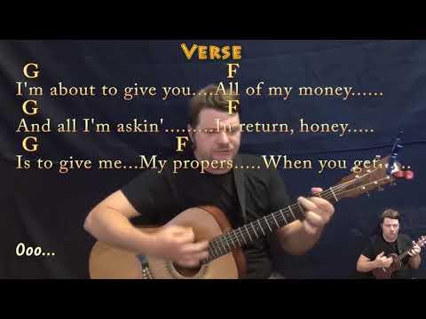 Respect (Aretha Franklin) Guitar Cover Lesson With Chords/Lyrics - Uke Duet