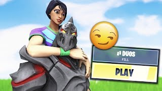 Picking Up Girls with NEW RUIN Skin in Fortnite...