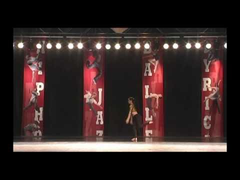 Tally Rodin - Rising Star Reference ID:  4647, Acrobatics Dance Solo, Dark Siren