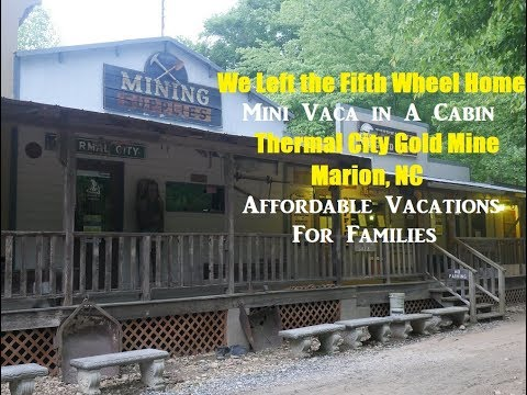 Gold Prospecting And Cheap Family Vacations