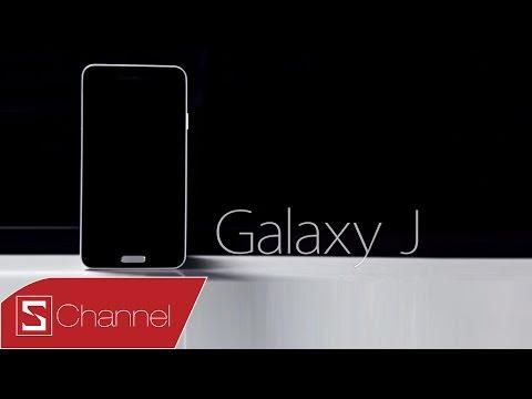 Schannel - Đánh giá Galaxy J: Thiết kế đẹp, hiệu năng tốt, giá tốt