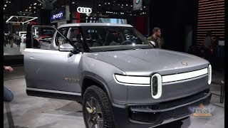 Exploring Rivian Electric Vehicles