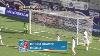 Trinidad and Tobago vs México Highlights