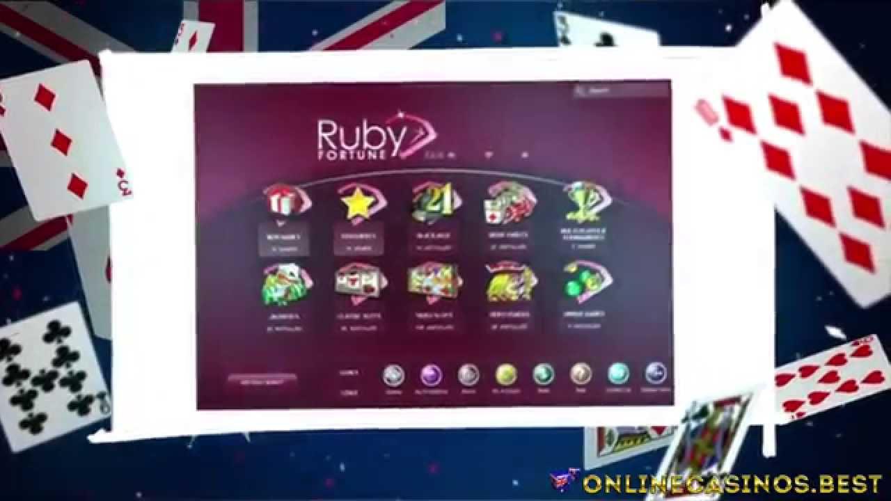 Ruby Fortune Casino Bewertung