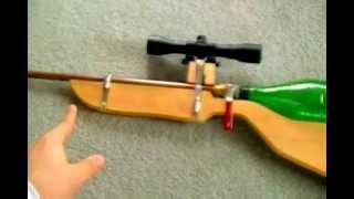 $20 Homemade .50 Cal Air Rifle + Shotgun Combo (pt. 1)
