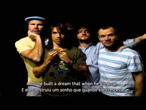 Red Hot Chili Peppers -  Castles Made of Sand (Legendado)