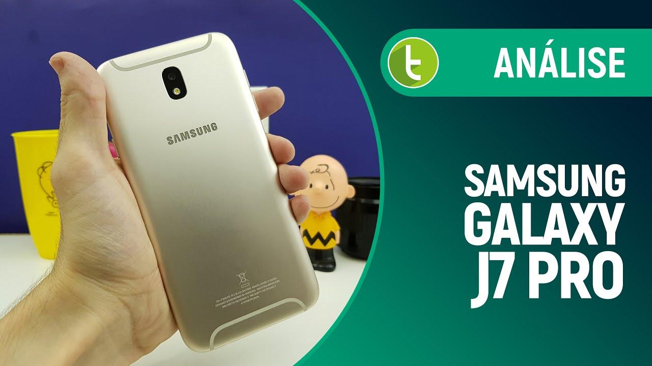 Samsung Galaxy J7 Pro enfrenta problemas com touch após