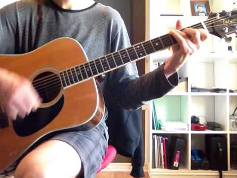 How To Play Drama Queen by Green Day on Guitar