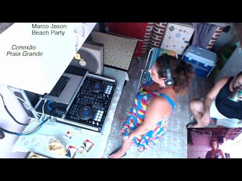 Beach Party Marco Jason  2019-02-10 Domingão o/ (1 Deep House)