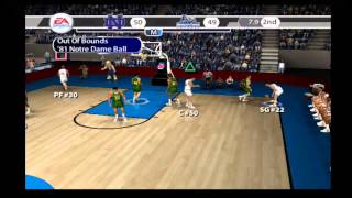 bWildcat3 Presents: College Classics- The Holy War (NCAA March Madness 07)