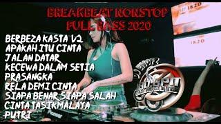 DJ BERBEZA KASTA THOMAS ARYA - APAKAH ITU CINTA IPANK || BREAKBEAT NONSTOP FULL BASS 2020