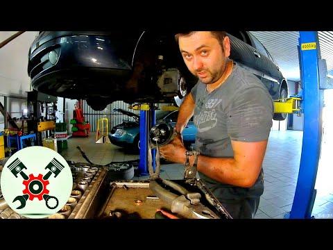 Диагностика и снятие двигателя Рено Лагуна 2005г.