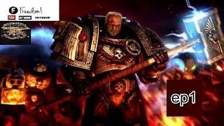 Warhammer 40,000: Dawn of War II – Retribution  walkthrough  Gameplay  01 HD 1080p