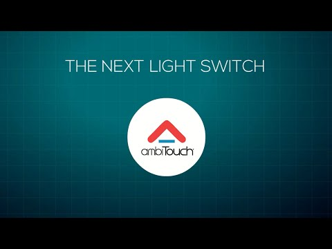 ambiTouch - The touch controlled WiFi enabled smart switch