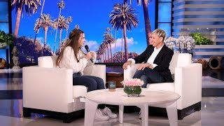 Ellen Meets Teen Who Paid It Forward After Getting Wisdom Teeth Out