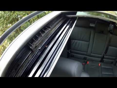BMW Sunroof, Moonroof, Panoramic sunroof problems, TILT FIX PART II