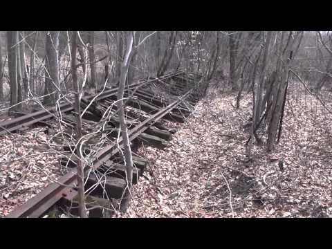 Central Vermont Railway Fitchville Branch (Part 1 of 2)