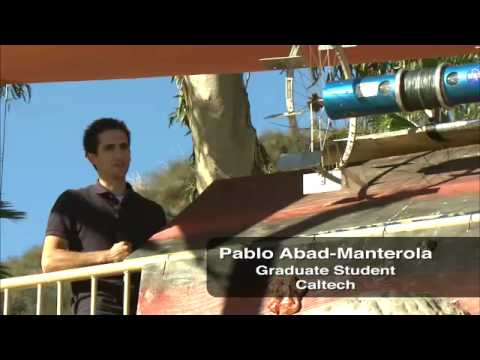 NASA and Caltech Test Steep-Terrain Rover