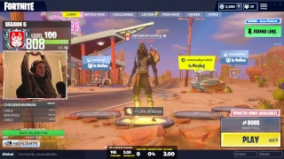 Playing with subs! | Fortnite Live | Road to Pro Fortnite Player | 13K Giveaway | New Skin