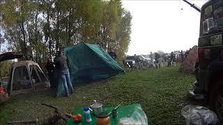 Обзор палатки автомат