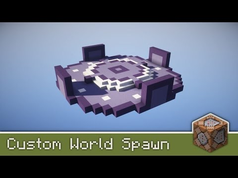 Minecraft 1.11/1.12 | How To Set The World Spawn To A Single Block [Download]