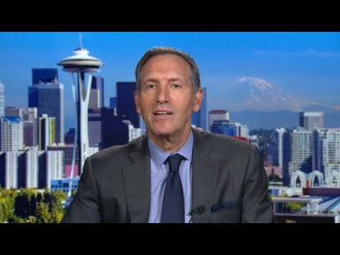 Starbucks CEO: U.S. needs a 'moral and economic transformation'