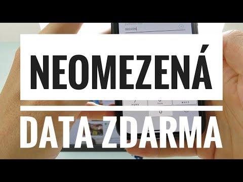 🚫 Jak Aktivovat Neomezená Mobilní Data ZDARMA!