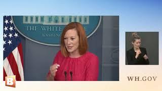 White House Evasive When Asked Why Joe Biden Keeps Coughing Through Speeches