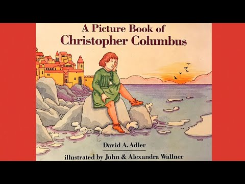 HD - A Picture of Book of Christopher Columbus by David A. Adler